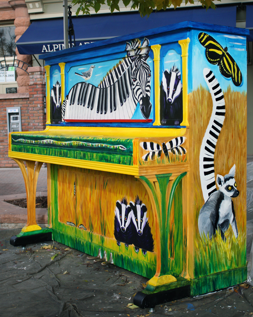 2013 Pianos About Town