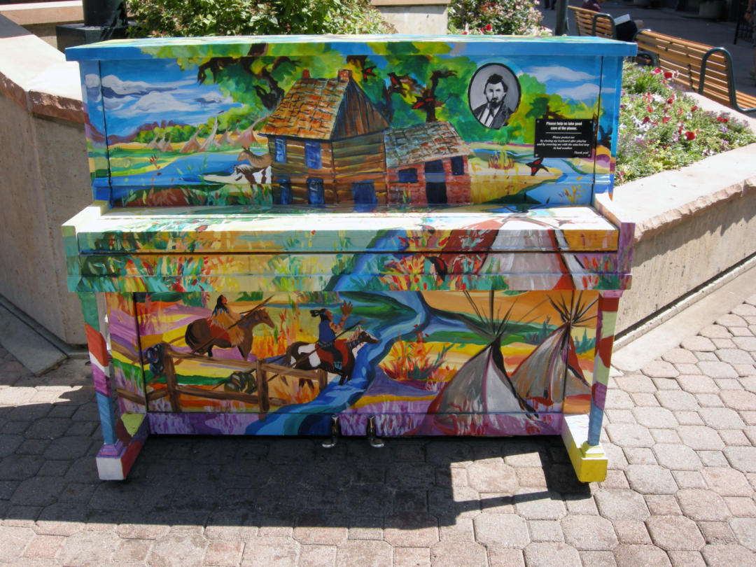 2014 Pianos About Town
