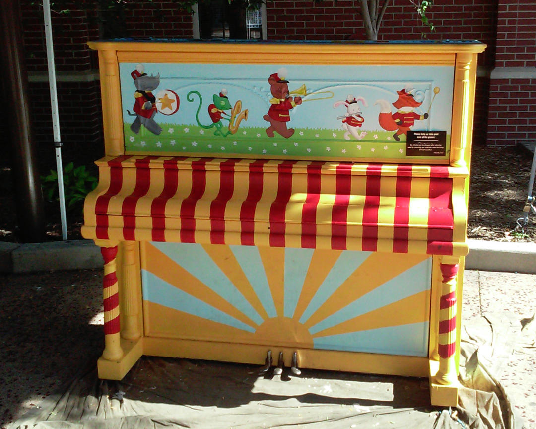 2015 Pianos About Town