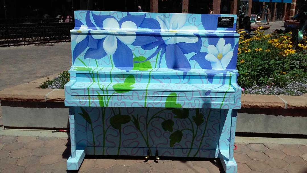 2016 Pianos About Town