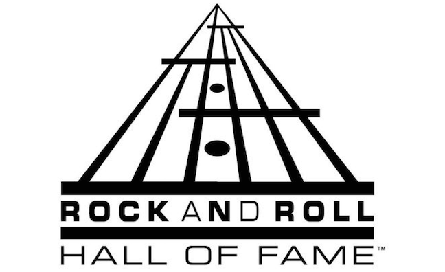 Image result for rock and roll hall of fame logo
