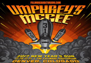 Umprhey's McGee New Year's Show