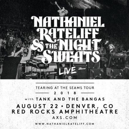 Nathaniel Rateliff Tour