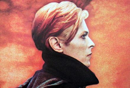 Bowie Five Vinyls