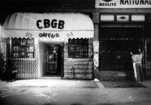 CBGB's Storied Past