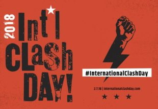 Today Is International Clash Day