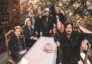 Nathaniel Rateliff And Mark Shusterman DJ Takeover