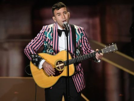 Sufjan Oscars - The Week In Music