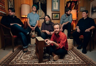 Trampled By Turtles Embrace Life On The Open Road
