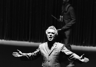 David Byrne's Performances For The Ages