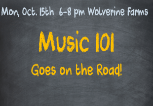 Music 101 Goes On The Road