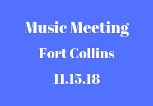 Songs From The Fort Collins Music Meeting