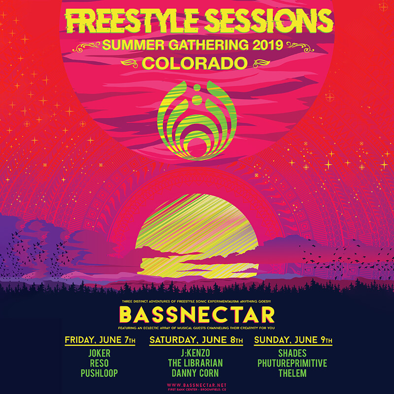 Bassnectar Freestyle Sessions - The Colorado Sound