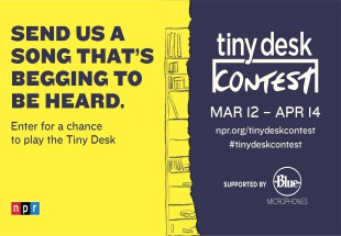The 2019 Tiny Desk Contest Is Now Open