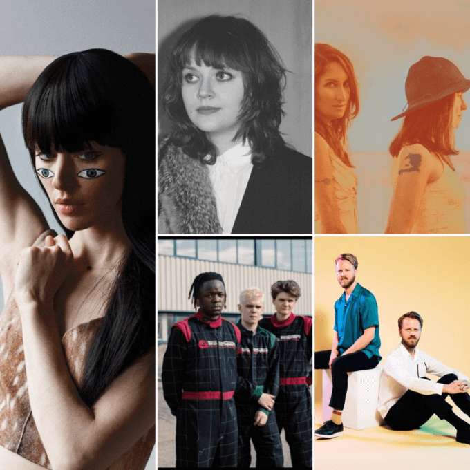 SoundCheck's Featured Artists For The Week