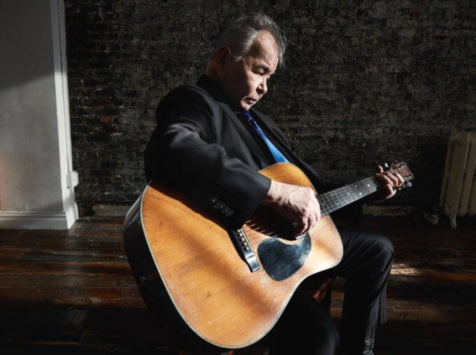 Share a note with John Prine