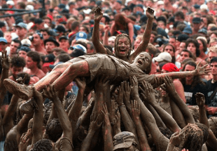 It's The 25th Anniversary of The 25th Anniversary of Woodstock