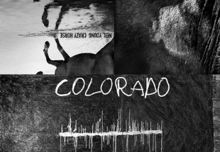 Colorado By Neil Young with Crazy Horse To Be Released October 25