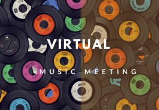 RSVP For Our May Music Meeting!