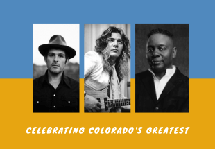 The Top 20 Colorado Artists