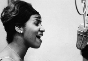 "Listen: Aretha Franklin's Debut Single ""Today I Sing The Blues"""