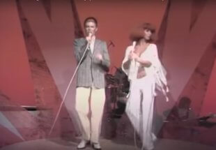 "Watch Cher & David Bowie perform the ""Young Americans Medley"" from 1975"