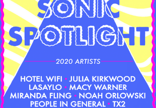ANNOUNCING THE LINEUP OF SONIC SPOTLIGHT 2020