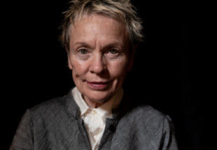 Catching Up With Laurie Anderson