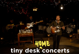 Watch: Nathaniel Rateliff's Tiny Desk (Home) Concert