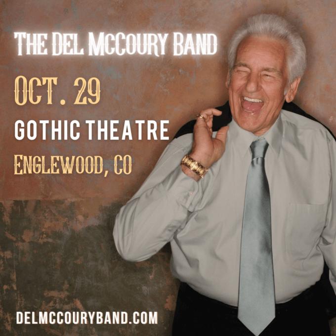 del mccoury band gothic theatre colorado