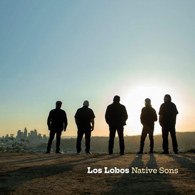 Los Lobos Native Sons album cover lp cd