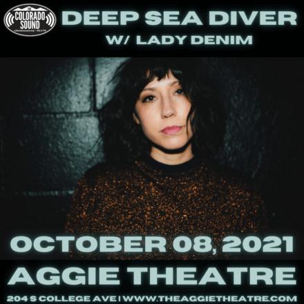deep sea diver aggie