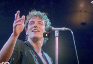 Bruce video screenshot no nukes concert film