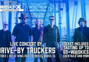 drive by truckers whisky x denver