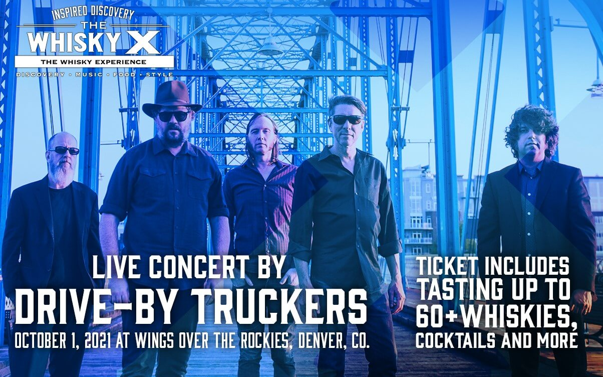 drive-by truckers whiskyx festival denver