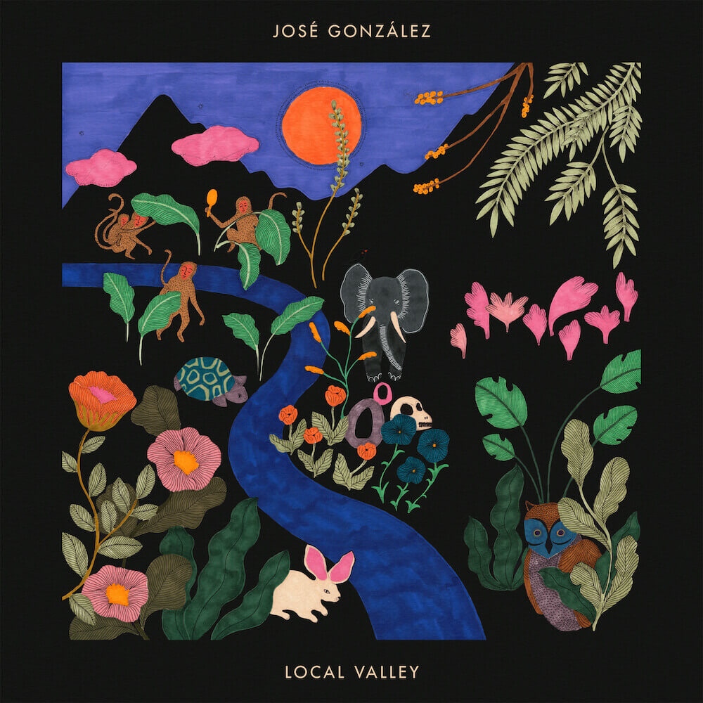 Jose González local valley