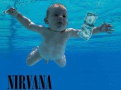nirvana nevermind album cover image