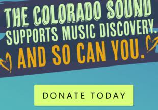 Colorado Sound fall pledge drive square