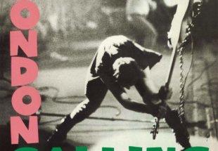 clash london calling album cover art