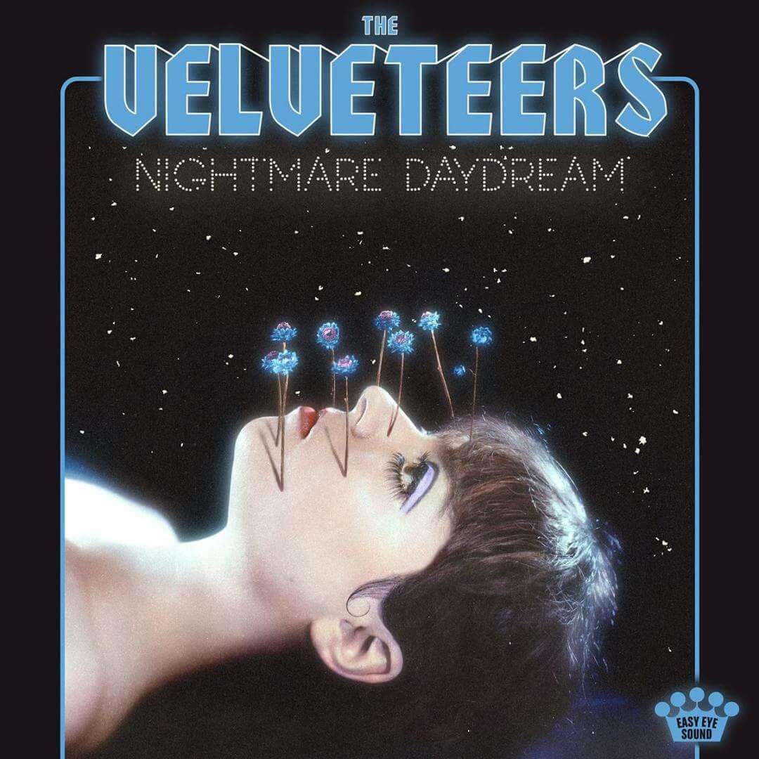 velveteers album cover nightmare daydream
