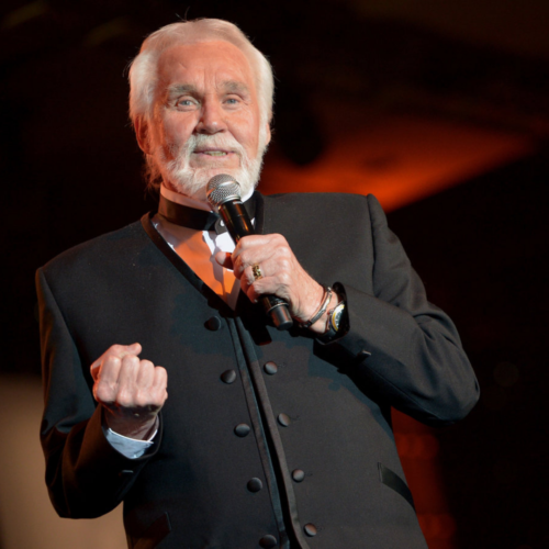 Kenny Rogers, August 21, 1938 – March 20, 2020, was an American songwriter and member of the Country Music Hall of Fame. His dozens of albums and collaborations led to a highly influential career spanning seven decades.