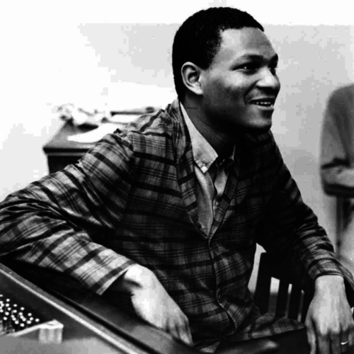 McCoy Tyner, December 11, 1938 - March 6, 2020, was an American jazz pianist, five-time Grammy winner, and member of the John Coltrane Quartet.