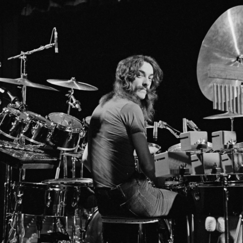 Neil Peart, September 12, 1952 – January 7, 2020, was a Canadian drummer for Rush and is considered one of the greatest drummers ever.