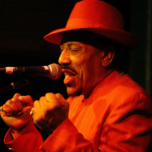 """Hillard """"Sweet Pea"""" Atkinson, September 20, 1945 - May 5, 2020, was an American R&B vocalist for Was (Not Was) and recorded with Bonnie Raitt, Bob Dylan, Brian Wilson, and many more."""