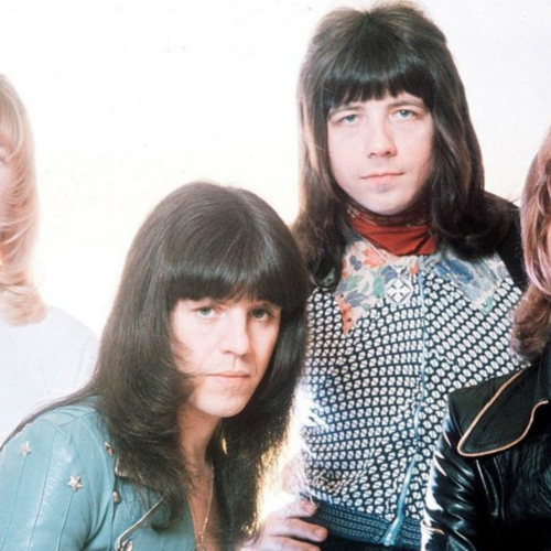 Steve Priest, February 23, 1948 - June 4, 2020, was the bassist for the glam rock outfit The Sweet.