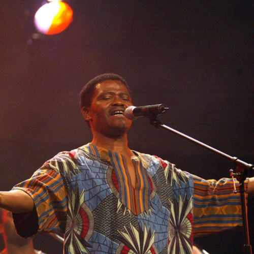 Joseph Shabalala, August 28, 1940  – February 11, 2020, as a South African musician and founder and musical director of Ladysmith Black Mambazo.