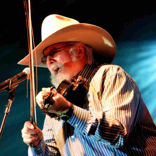 Charlie Daniels, October 28, 1936 – July 6, 2020, was an American songwriter and multi-instrumentalist versed in country, gospel, bluegrass, and much more. He is a member of the Country Music Hall of Fame.
