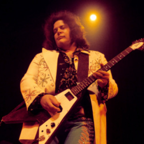 Leslie West, October 22, 1945 – December 22, was an American guitarist and songwriter and a founding member of the band Mountain.