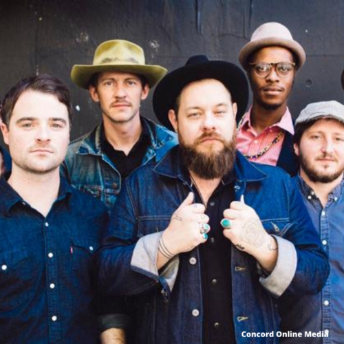 1. Nathaniel Rateliff And The Night Sweats