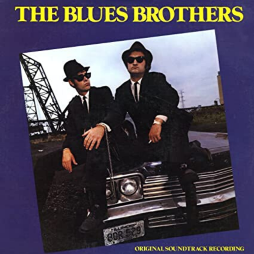 8: The Blues Brothers